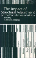 The Impact of Structural Adjustment on the Population of Africa PDF