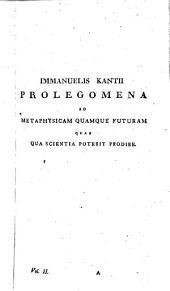 Opera ad philosophiam criticam: Latine vertit Fredericus Gottlob Born, Volume 2