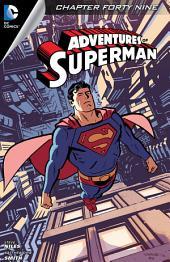 Adventures of Superman (2013- ) #49