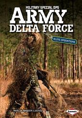 Army Delta Force: Elite Operations