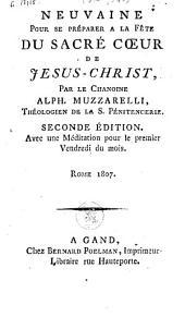 Neuvaine pour se préparer à la fête du Sacré-Coeur de Jésus-Christ