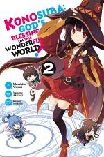 Konosuba: God's Blessing on This Wonderful World, Vol. 2 (manga)