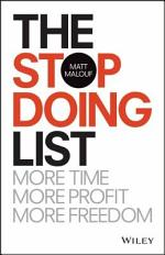 The Stop Doing List