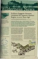 Wilderness News PDF