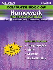 Milliken's Complete Book of Homework Reproducibles - Grade 3