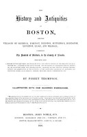 The History and Antiquities of Boston PDF