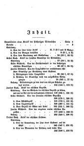 Friedrich Schleiermacher's philosophische und vermischte Schriften: Bd. 1