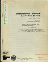 St Louis San Francisco Railway Company Abandonment Near East Lynne and Bolivar  ETAS PDF
