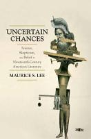 Uncertain Chances PDF