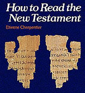 How to Read the New Testament Book