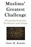 Muslims' Greatest Challenge