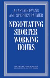 Negotiating Shorter Working Hours