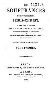 Les souffrances de Notre-Seigneur Jésus-Christ: ouvrage écrit en portugais
