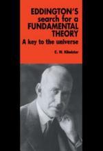 Eddington's Search for a Fundamental Theory