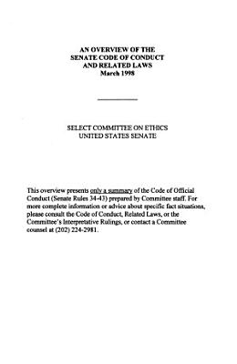 An Overview of the Senate Code of Conduct and Related Laws