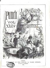 Punch: Or the London Charivari, Volume 44