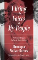 I Bring the Voices of My People PDF