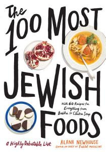 The 100 Most Jewish Foods Book
