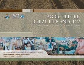 Agriculture  Rural Life and IICA PDF