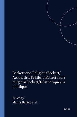 Beckett and Religion PDF
