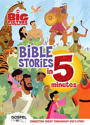 The Big Picture Interactive Bible Stories in 5 Minutes  Padded Cover