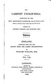 The History of England: Volume 8
