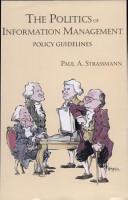 The Politics of Information Management PDF