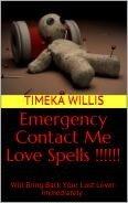 Emergency Contact Me Love Spells !!!!!!: