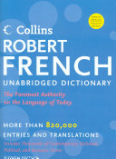 Collins Robert French Unabridged Dictionary  8th Edition PDF