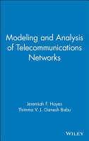 Modeling and Analysis of Telecommunications Networks PDF