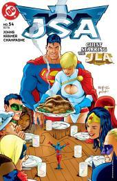 JSA (1999-) #54