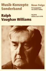 MUSIK KONZEPTE Sonderband   Ralph Vaughan Williams PDF