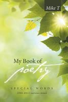 My Book of Poetry PDF
