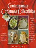 Santa s Price Guide to Contemporary Christmas Collectibles PDF