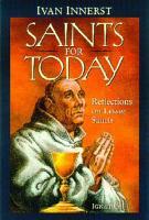 Saints for Today PDF
