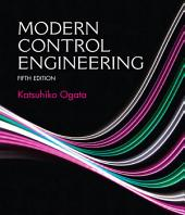 Modern Control Engineering: Edition 5