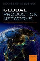 Global Production Networks PDF