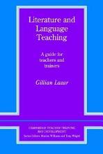 Literature and Language Teaching PDF