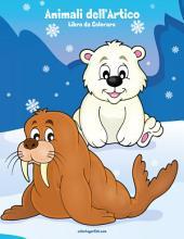 Animali dell'Artico Libro da Colorare 1