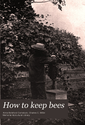 How to keep bees: a handbook for the use of beginners