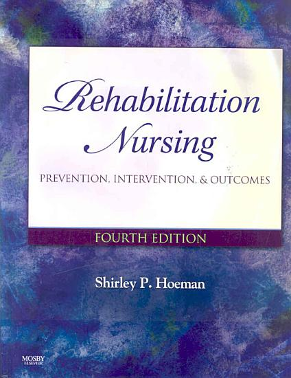 Rehabilitation Nursing PDF