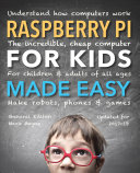 Raspberry Pi for Kids  Updated  Made Easy PDF