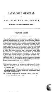 Le Cabinet historique: Volume10