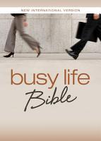 NIV  Busy Life Bible  eBook PDF