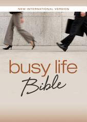 NIV, Busy Life Bible, eBook: 60-Second Thought Starters on Topics That Matter to You