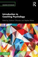 Introduction to Coaching Psychology PDF
