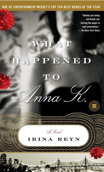 Download What Happened to Anna K  Book