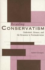 Recasting Conservatism