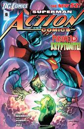 Action Comics (2011- ) #6