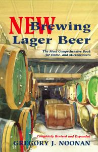 New Brewing Lager Beer Book
